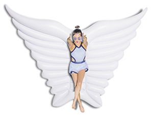 Jasonwell Angel's Wing (White)